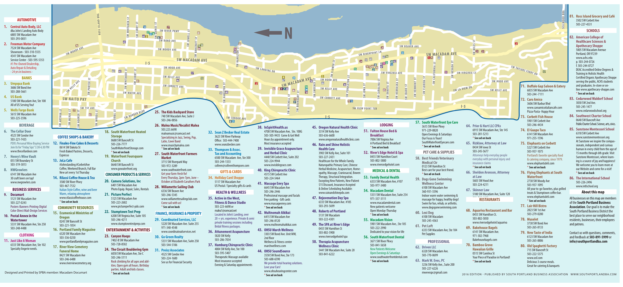 Our 2016 Map is Now Available