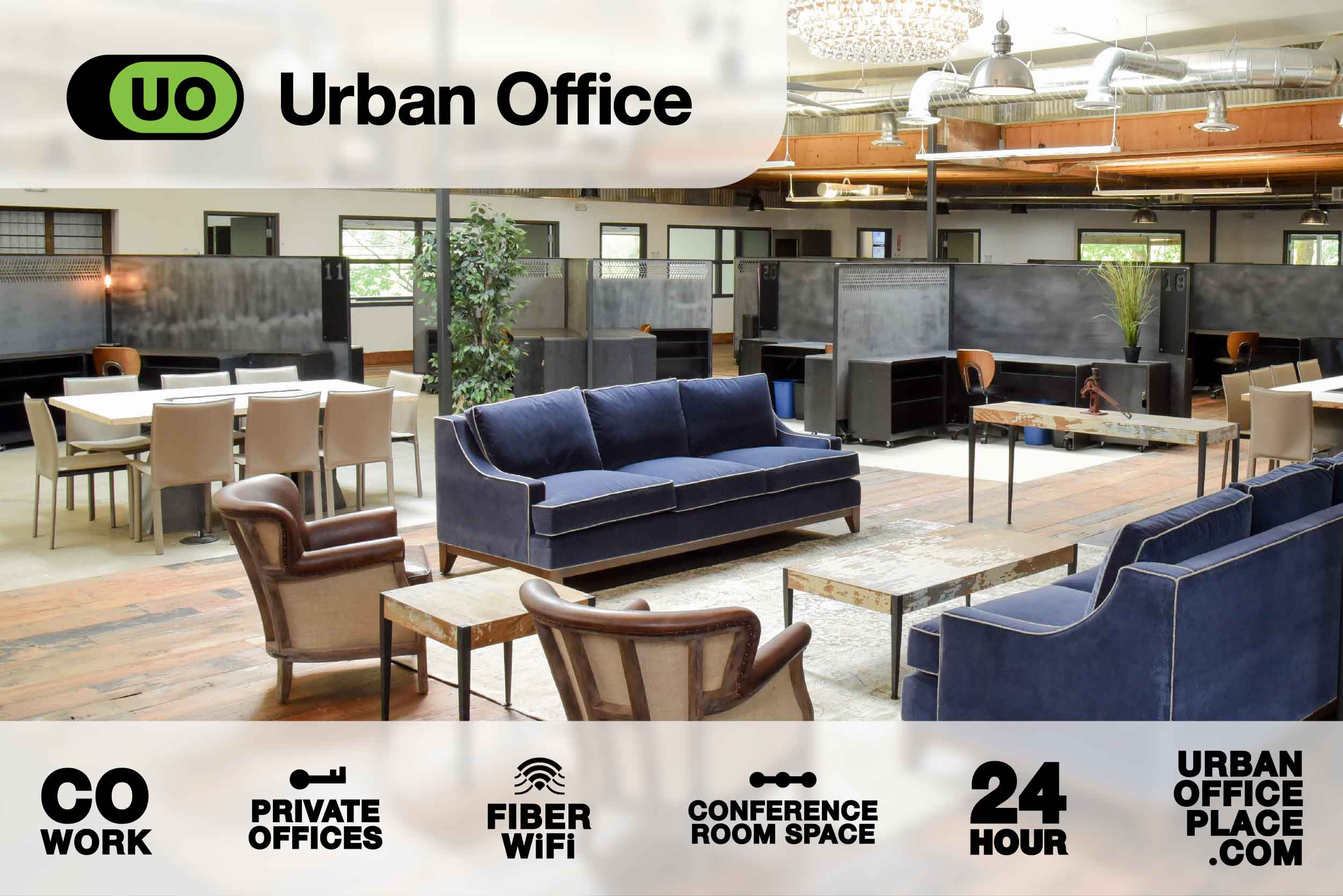 Urban Office: A Place To Connect